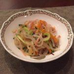 食べやすくて美味しい!中華風 春雨サラダ