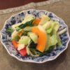 材料はお好みで!あまりもの温野菜サラダ