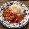 シーフードリゾット トマト風味
